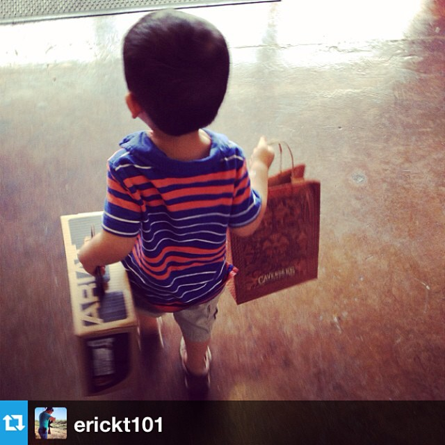 Cutest #Cavenders customer we've ever seen! #gotboots #outtahere Thanks for sharing, @erickt101! ???