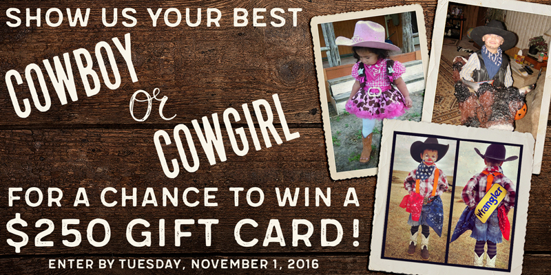 2016 Cavender's Cowboys & Cowgirls Costume Contest