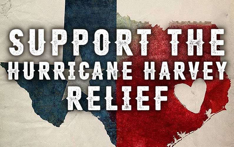 Cavender's Hurricane Harvey Relief Donations for Houston