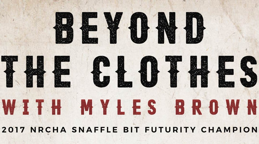 Just Press Play: #BeyondTheClothes with Myles Brown