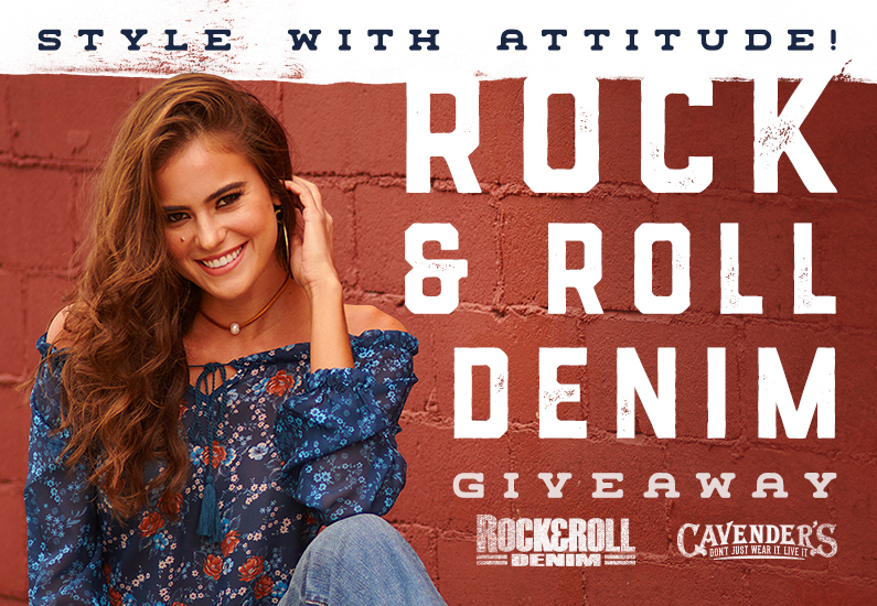 Cavender's and Rock & Roll Denim Facebook Giveaway Rules